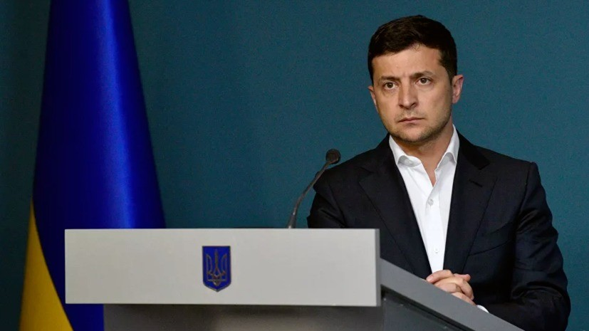 Зеленский назвал Украину требующим огранки алмазом