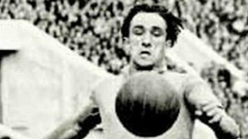 Чемпион Европы по футболу Крутиков скончался в возрасте 86 лет