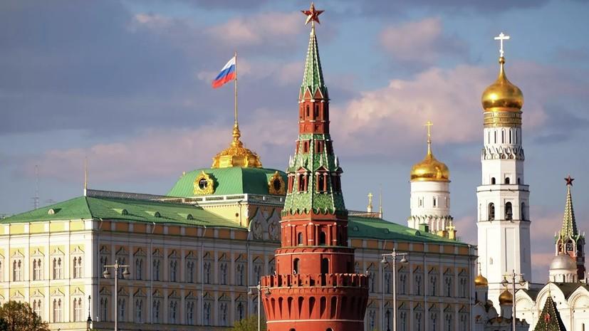 В Кремле отреагировали на слова Макрона о «смерти мозга» НАТО