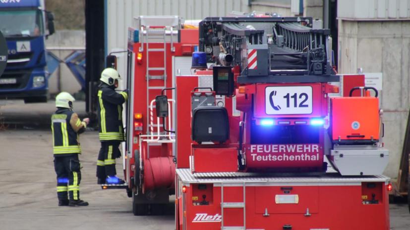 Взрыв произошёл на одной из шахт в Германии