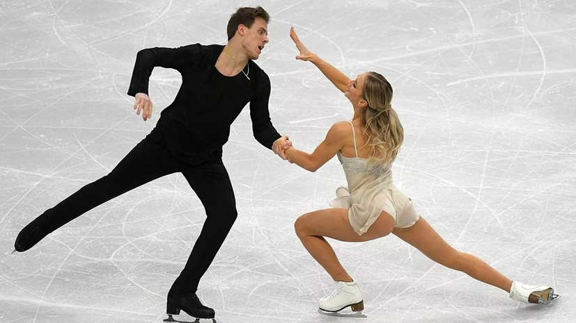Синицина и Кацалапов рассказали, какие аспекты катания им нужно улучшить