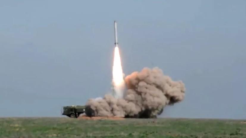 В России завершается ввод в строй новейшей системы ПВО С-500