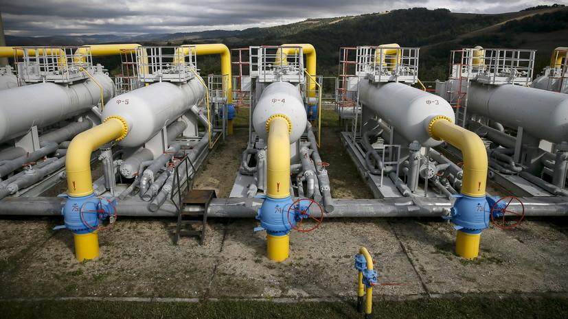 Экспертная встреча России, ЕС и Украины по газу продлилась 4,5 часа