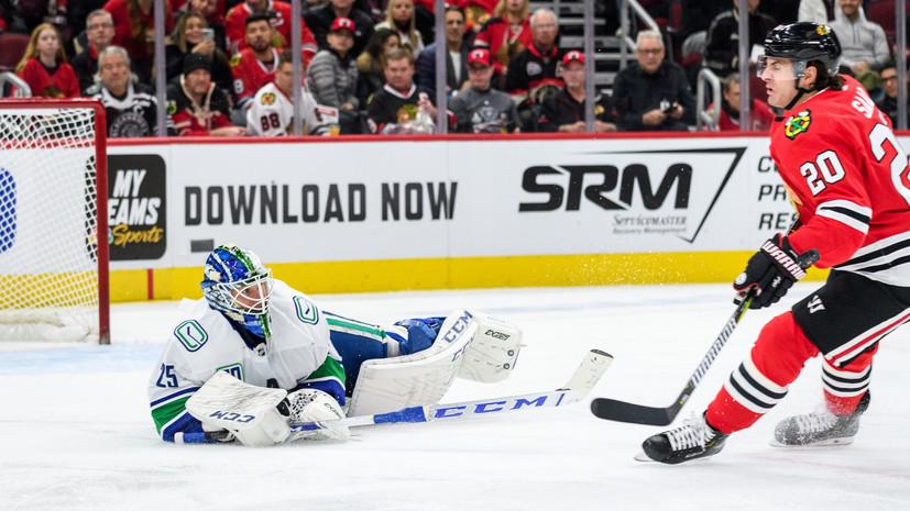 Беттмэн: мы обсуждаем возможность проведения матчей НХЛ в Восточной Европе