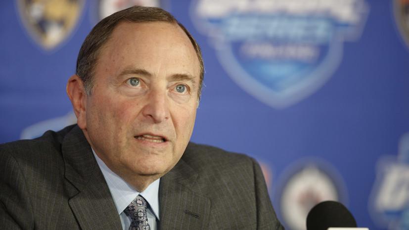 Беттмэн заявил, что Олимпиада разрушает сезон НХЛ