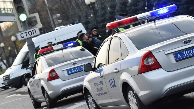 На Рублёвском шоссе в автоцентре похитили мужчину