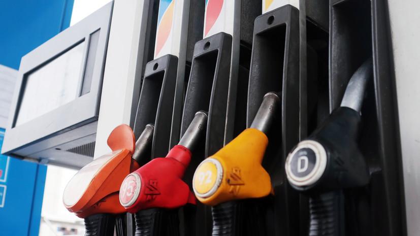 Росстат сообщил о росте цен на дизельное топливо