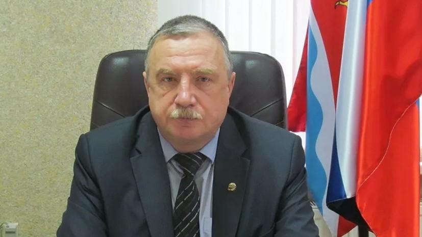 Глава района в Смоленской области погиб, помогая тушить пожар