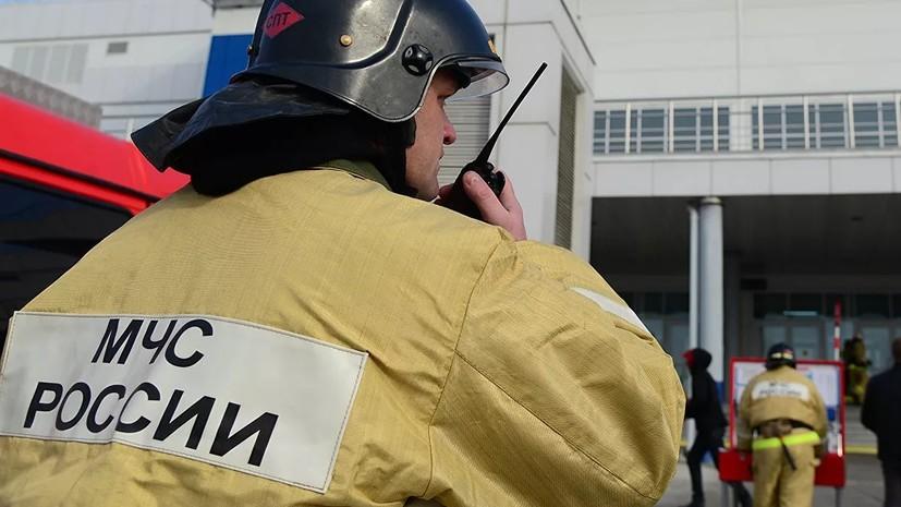 Пожар в мебельном цехе в Реутове ликвидирован