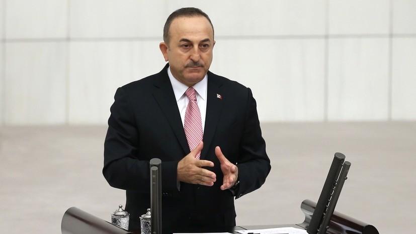 Турция раскритиковала США за заявления о месторождениях нефти в Сирии