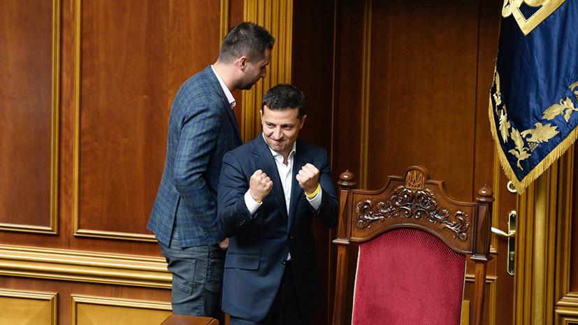 «Протестовать будут сразу все»: как могут сказаться на будущем Украины «неотложные» реформы Зеленского