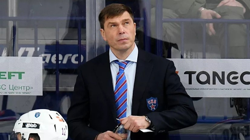 Кудашов не стал называть сложной ситуацию с вратарями в сборной России по хоккею