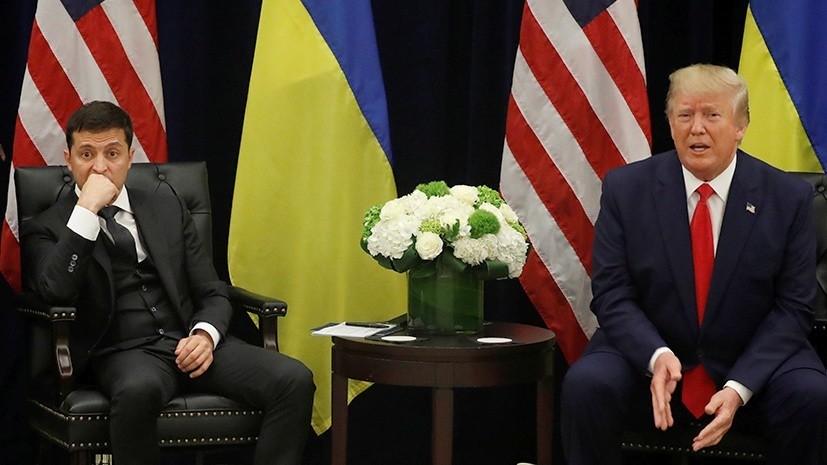 Трамп назвал дату публикации стенограммы второго разговора с Зеленским