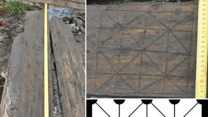 Археологи обнаружили в Пскове «подпольное казино» XVII века
