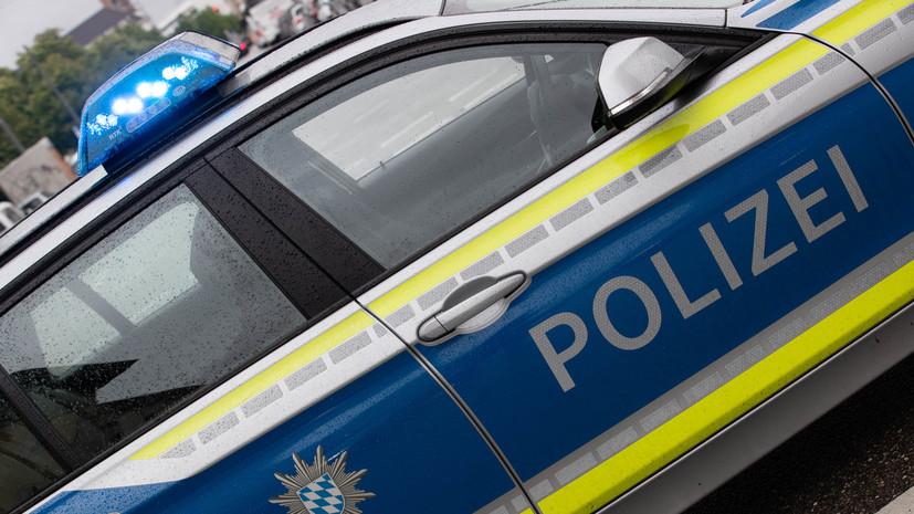 В Германии в грузовике обнаружены пять беженцев