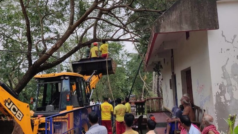 СМИ: В Бангладеш восемь человек погибли из-за циклона «Бульбуль»