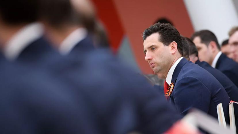 Ротенберг недоволен выступлением сборной России по хоккею на Кубке Карьяла