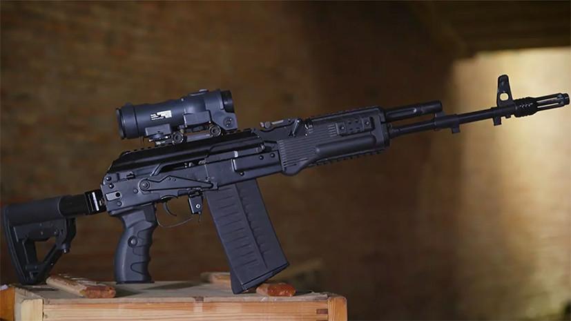 Для одиночной стрельбы натовским патроном: какими достоинствами обладает новейший российский автомат АК-308