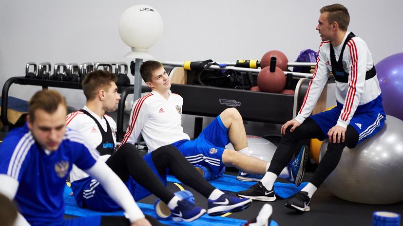 «Все приезжают с горящими глазами и хотят побеждать»: Умяров и Галактионов о состоянии и целях молодёжной сборной России