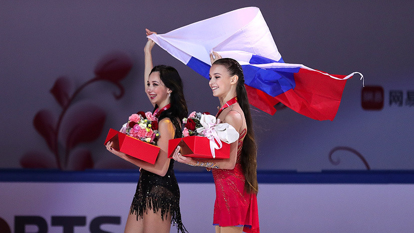 Планы Щербаковой на финал и новый номер Медведевой: что обсуждают после Гран-при Китая по фигурному катанию