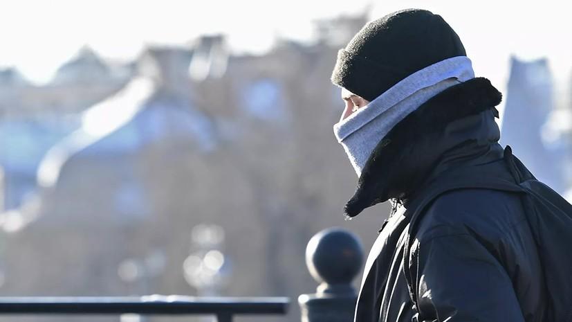 Онищенко рассказал, как избежать простуды в морозную погоду