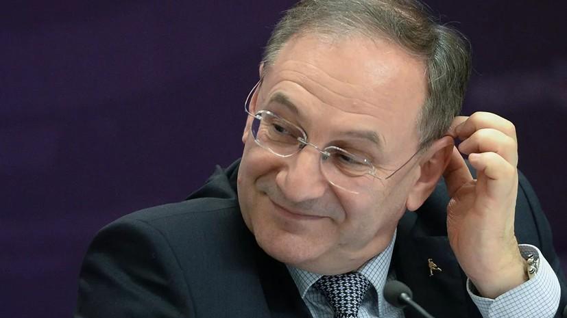 Коган рассказал, когда Россия сможет претендовать на проведение финала Гран-при