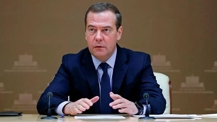 Медведев в Новосибирске посетил музей центра вирусологии«Вектор»