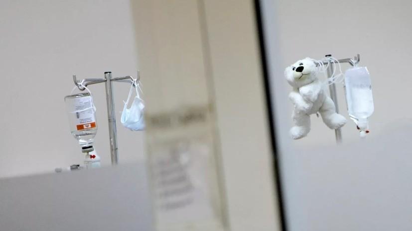 ЮНИСЕФ заявил о гибели более 800 тысяч детей в 2018 году от пневмонии
