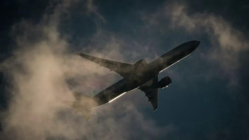 В Хабаровске пассажир отказался выходить из самолёта