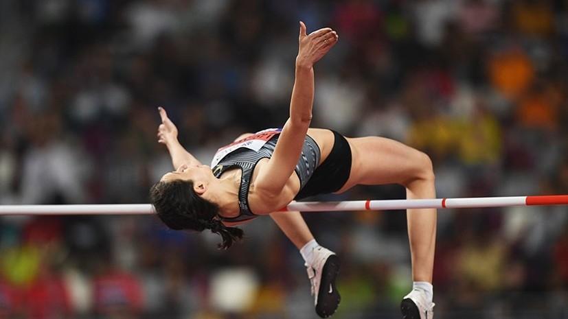 Ласицкене заявила, что не удивлена отсутствием своего имени в топ-5 легкоатлеток года