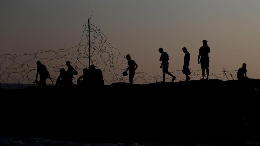 Семь человек погибли в результате ударов Израиля по сектору Газа