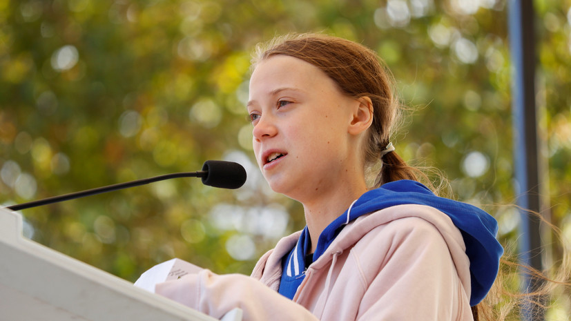 Грета Тунберг поедет из США на форум в Мадриде на катамаране