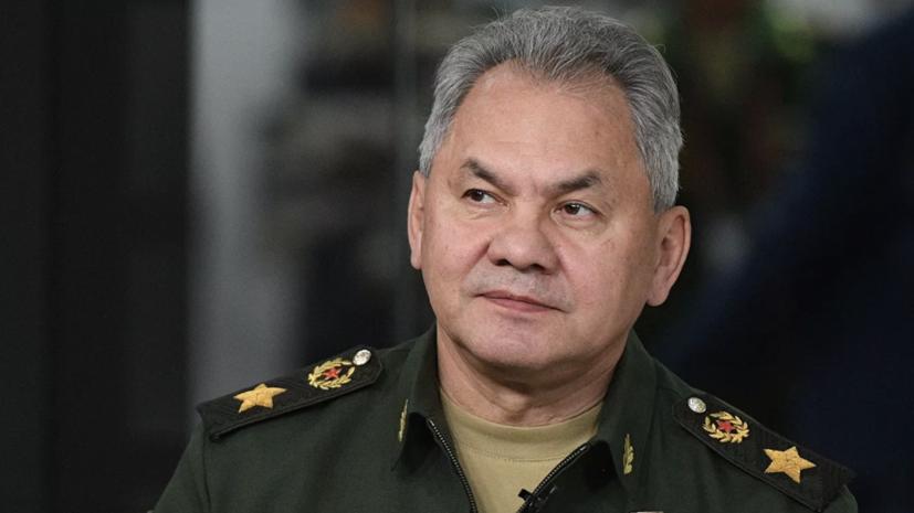 Шойгу: форум «Армия» и АрМИ пройдут в 2020 году одновременно