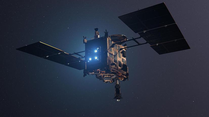 Прощание с Рюгу: с чем возвращается на Землю космический аппарат «Хаябуса-2»