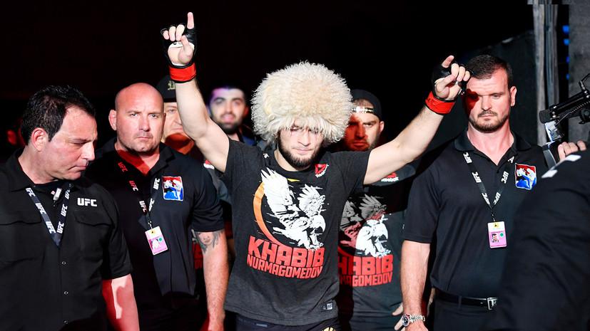 Сравнение с Али, соперничество с Бузовой в Instagram и вызов от Лобова: что говорят о Нурмагомедове в мире MMA