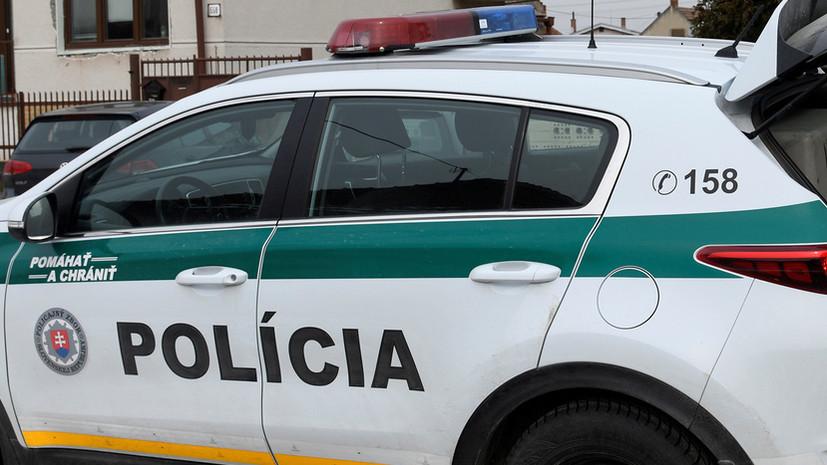 В Словакии при аварии с участием автобуса погибли 13 человек