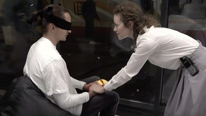 «Беспомощность и ужас»: актёры помогают почувствовать себя на месте ребёнка в детдоме