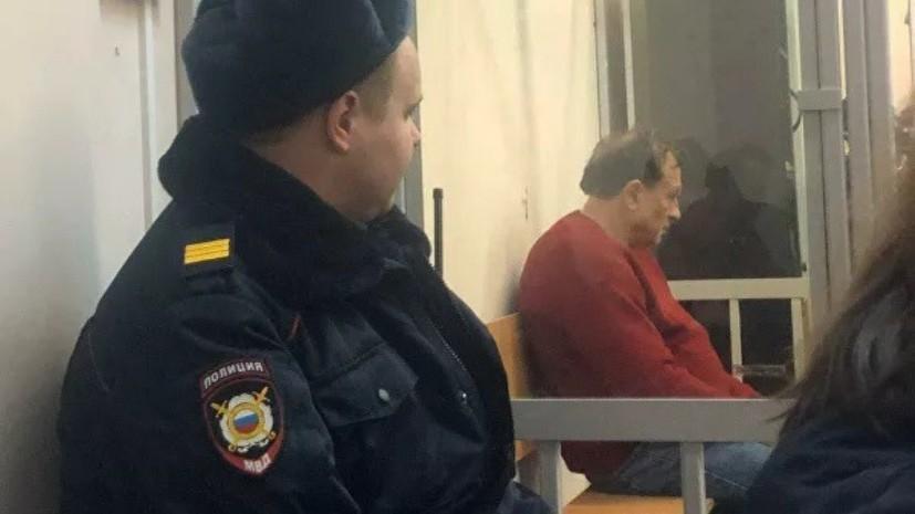 СПбГУ уволил историка Соколова в связи с делом об убийстве