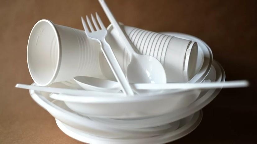 В Минприроды прокомментировали предложение Гринписа запретить одноразовый пластик