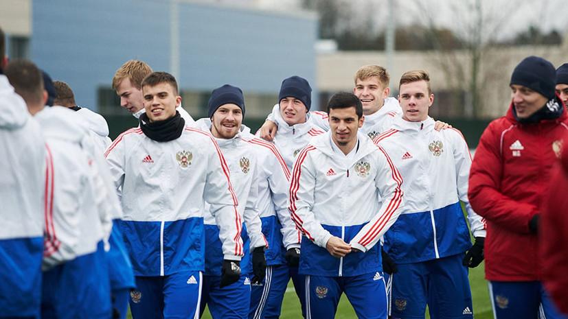 Талант, честолюбие и доверие: почему нынешняя молодёжная сборная России по футболу — сильнейшая в истории страны