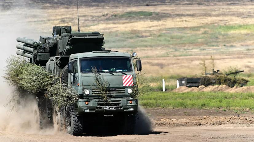 «Панцирь-С» прикроет вертолёты ВКС России на севере Сирии