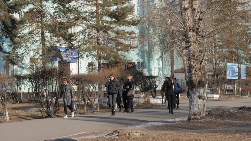 Охранную организацию колледжа в Благовещенске проверят после стрельбы
