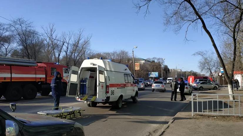 В Благовещенске по делу о стрельбе задержан охранник колледжа