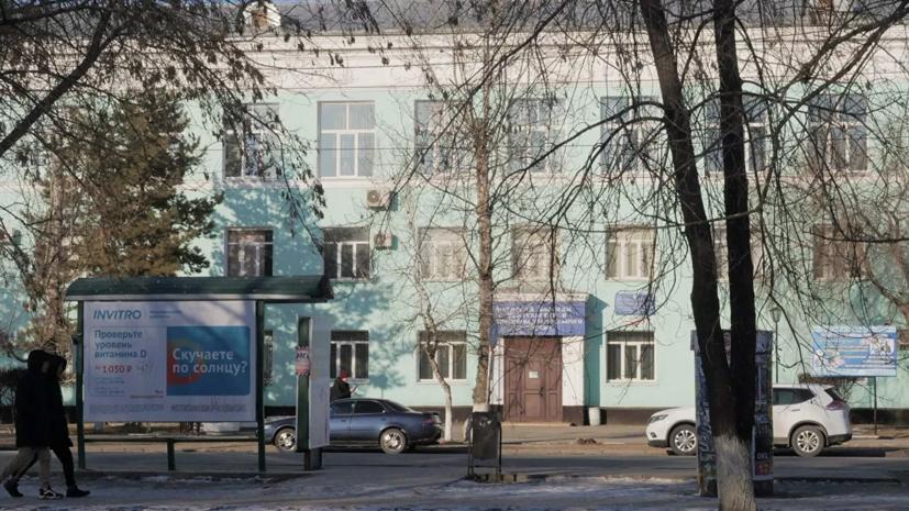 Медведев поручил Васильевой подготовить отчёт по ЧП в Благовещенске