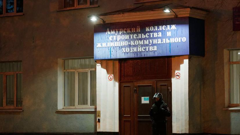 В Благовещенске по делу о стрельбе задержан гендиректор ЧОПа