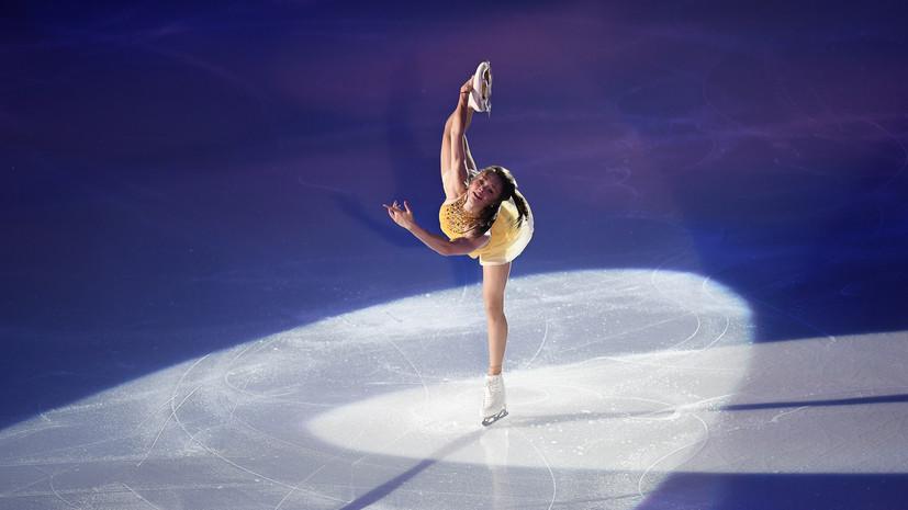 Американская фигуристка Белл заявила, что не боится российских соперниц с четверными прыжками