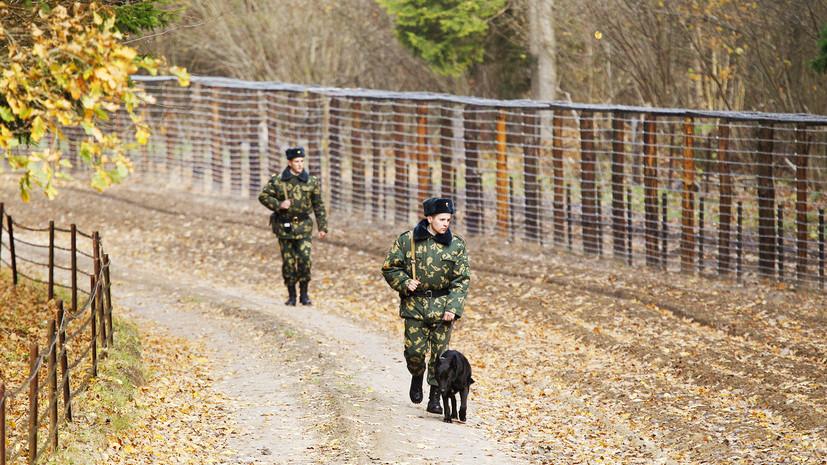 Белоруссия намерена изменить договор с Россией по охране границы