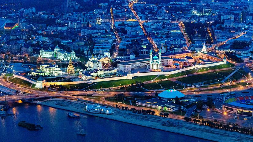В Татарстане рассказали о реализации нацпроектов в 2019 году