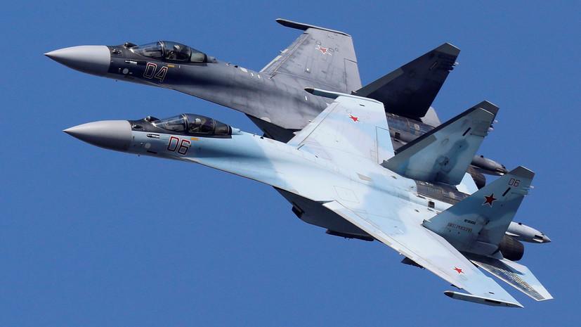 WSJ: США пригрозили Египту санкциями из-за покупки у России Су-35