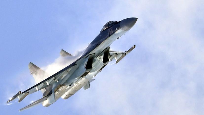 «Не могут обеспечить свою конкурентоспособность»: как США реагируют на потенциальную покупку Египтом российских Су-35